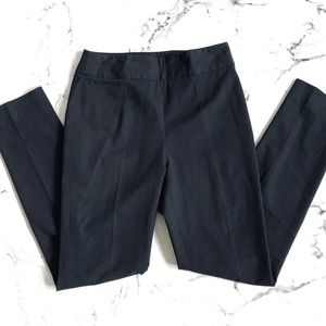 Longchamp Black Pants